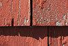 A study of mostly lines and some curves.<br /> Old wood shingles on the boathouse in late afternoon sun.<br /> <br /> June 15, 2008