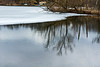 Recession<br /> <br /> Spring Lake, Michigan (aka Glacier Lake, across the road from Cavanaugh Lake)<br /> March 1, 2012<br /> (Sony nex-5)