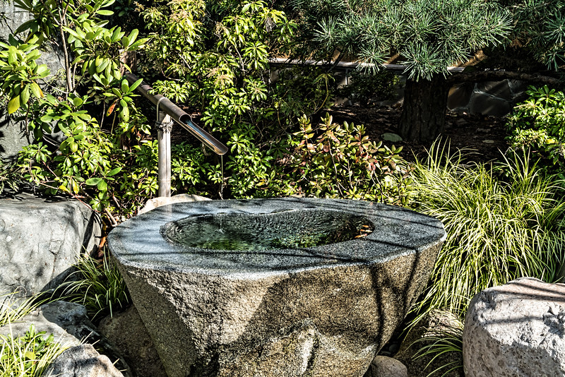 Japanese Garden - Water Features - arctangent