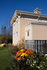 MIF House 01<br /> <br /> Michigan Farm Display,<br /> Frederik Meijer Gardens and Sculpture Park,<br /> Grand Rapids, Michigan