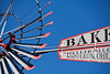 MIF Windmill 02<br /> Baker / The Heller-Allen (Co.?) / Napoleon, Ohio<br /> <br /> Michigan Farm Display,<br /> Frederik Meijer Gardens and Sculpture Park,<br /> Grand Rapids, Michigan