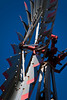 MIF Windmill 07<br /> <br /> Michigan Farm Display,<br /> Frederik Meijer Gardens and Sculpture Park,<br /> Grand Rapids, Michigan