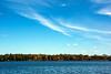 Portage Lake Saturday Scene