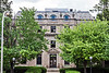 The Thomas Henry Simpson Memorial Institute<br /> Built in 1926 to house research into blood diseases.<br /> <br /> University of Michigan Medical Campus, Observatory Street<br /> Ann Arbor, Michigan