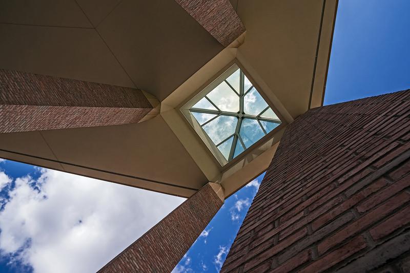 An X-tra Architectural Detail