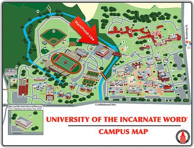 University Map