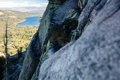 Above Donner Lake