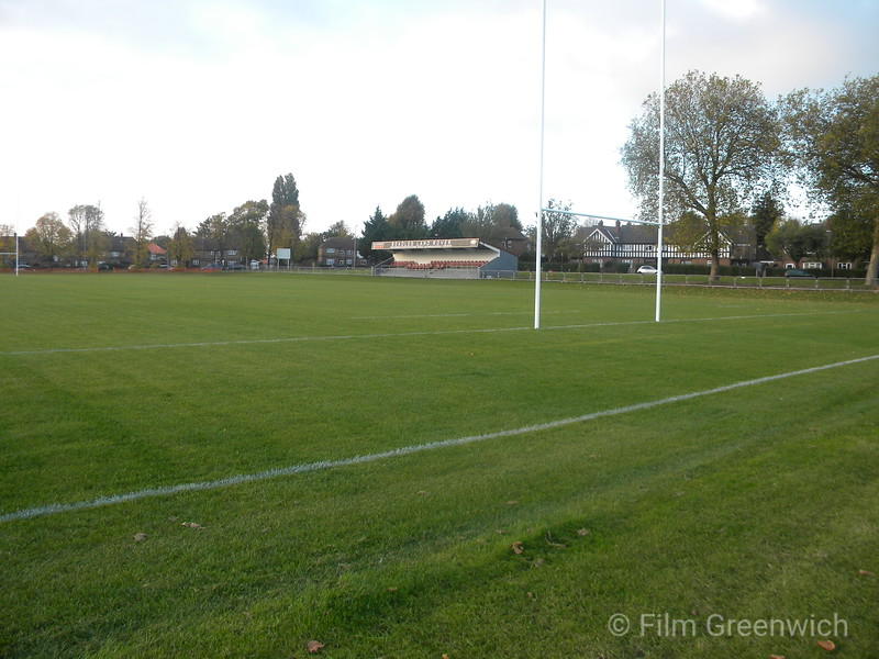Blackheath Rugby Club - Well Hall Site