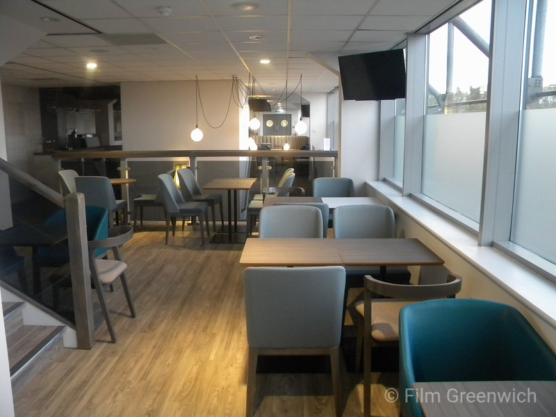 Charlton Athletic Football Club - Vista Lounge