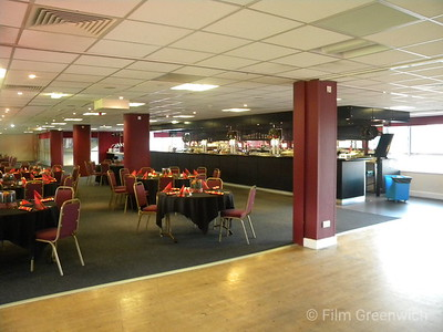 Charlton Athletic Football Club - Millennium Suite