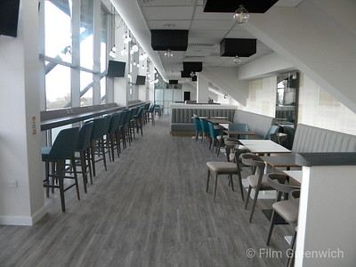 Charlton Athletic Football Club - Vista Lounge