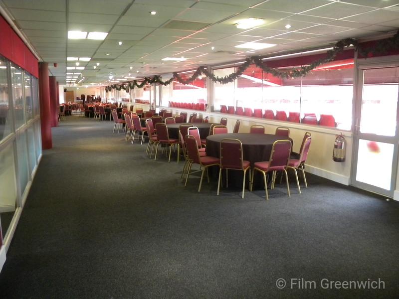 Charlton Athletic Football Club - Millennium Suite