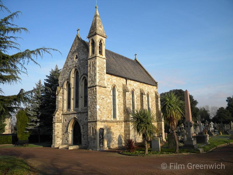 Charlton Cemetery