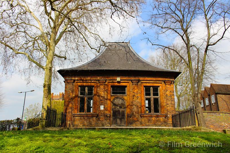 Charlton House - Summer House