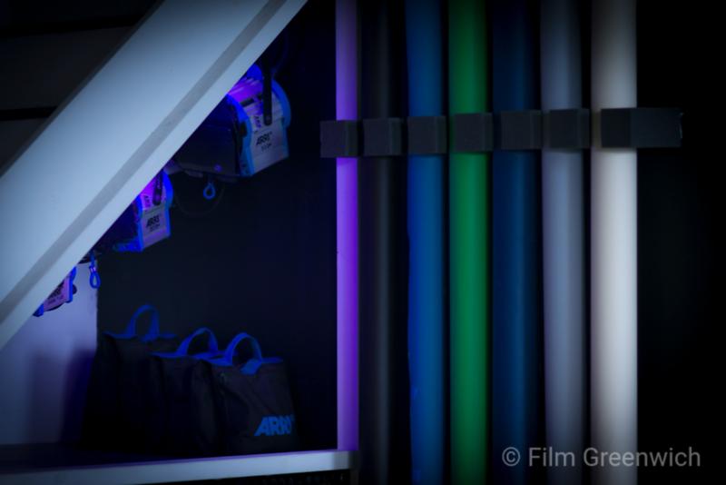 Crixus Studios- Backdrops Colorama Studio