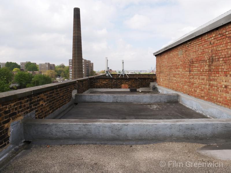 Crixus Studios- Rooftop