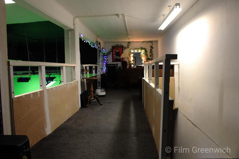 Crixus Studios - Make up Room