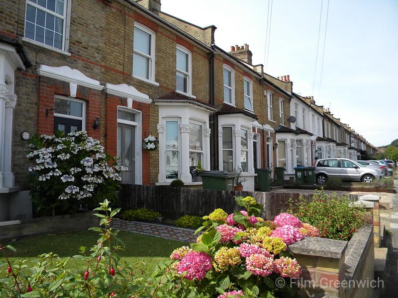 Grangehill Road