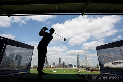Greenwich Peninsula Golf Range
