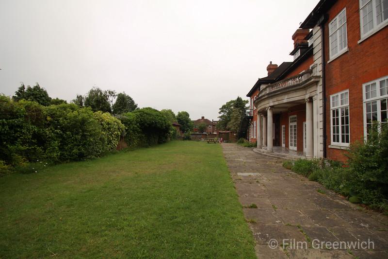 Shrewsbury House