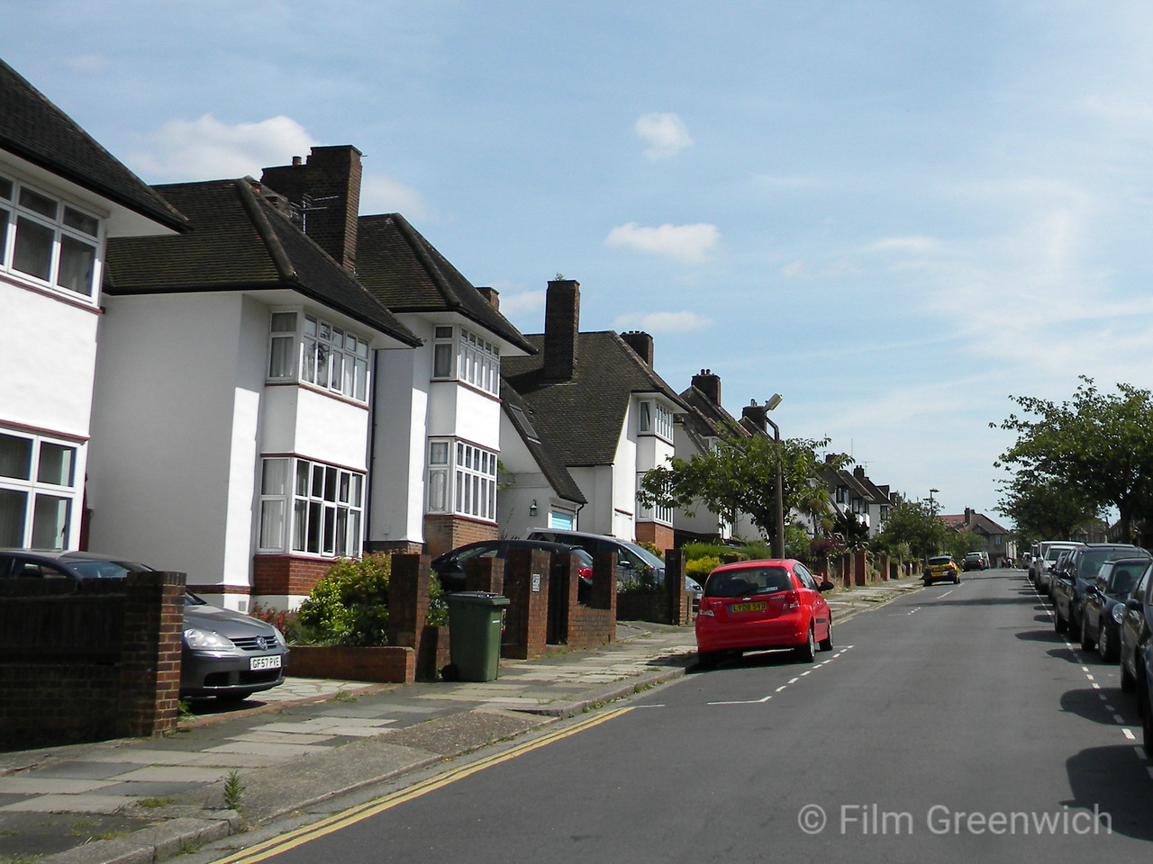 Strongbow Road