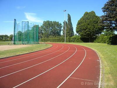 Sutcliffe Park Athletics Track