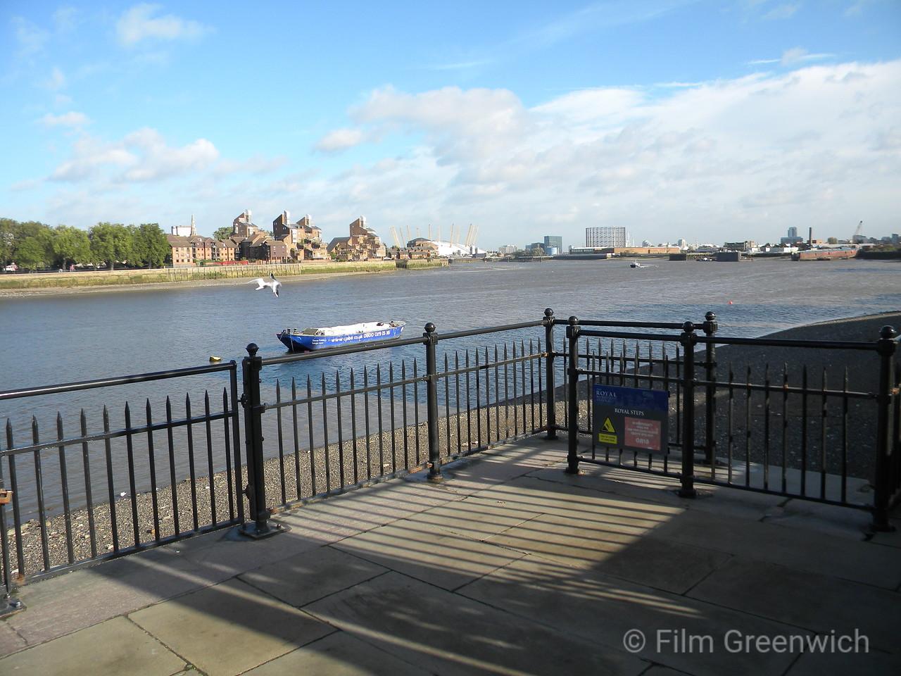 Thames Path - West Greenwich