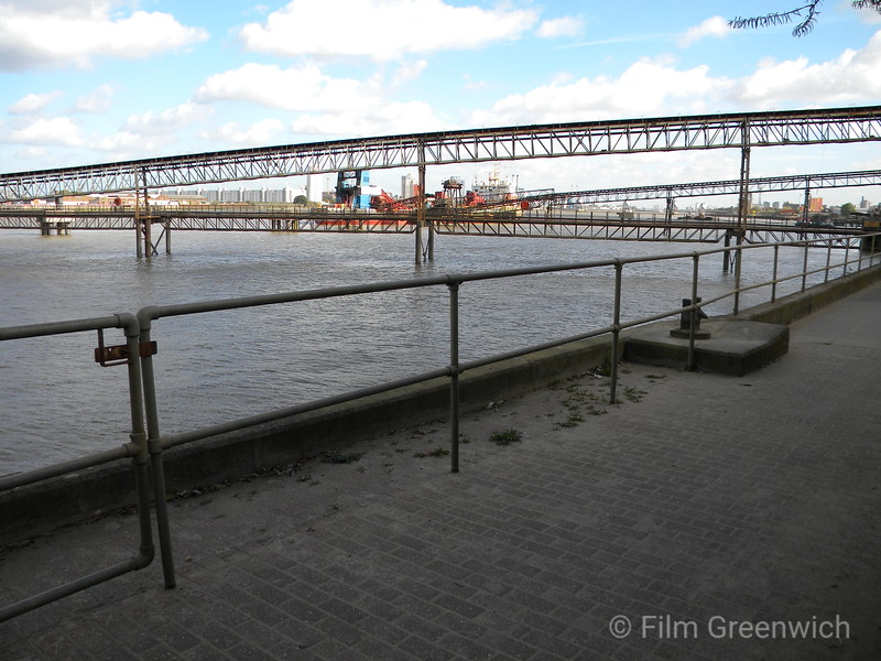 Thames Path - Woolwich