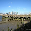 Views from Thames Path - Greenwich Peninsula (West) V