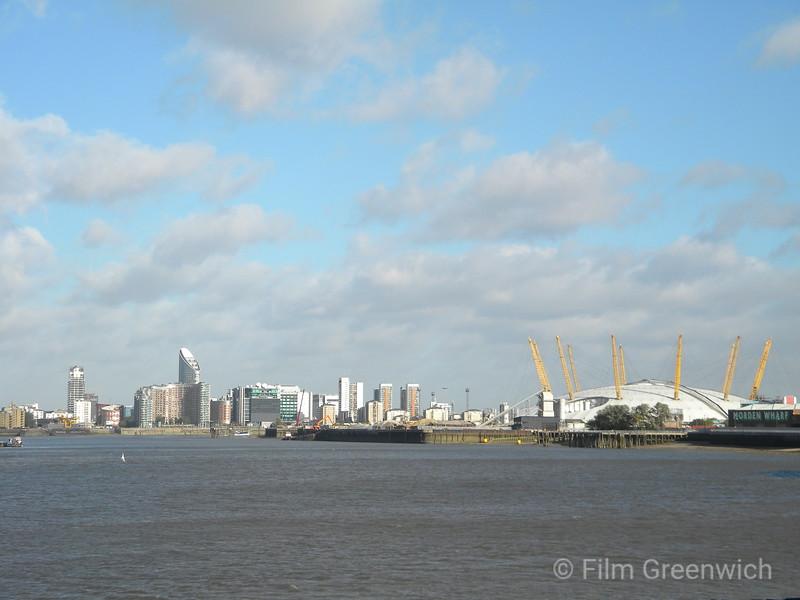 Views from Thames Path - Ballast Quay