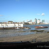 Views from Thames Path - Greenwich Peninsula (West)