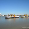 Views from Thames Path - Woolwich