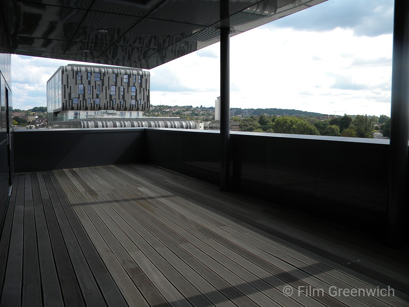 The Woolwich Centre - Terrace