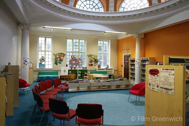 West Greenwich Library