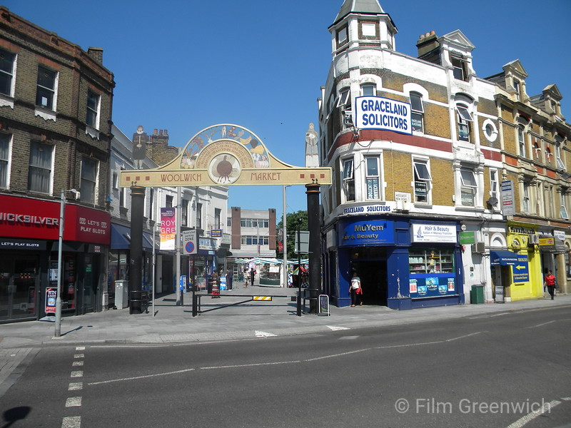 Woolwich Market - Woolwich New Road