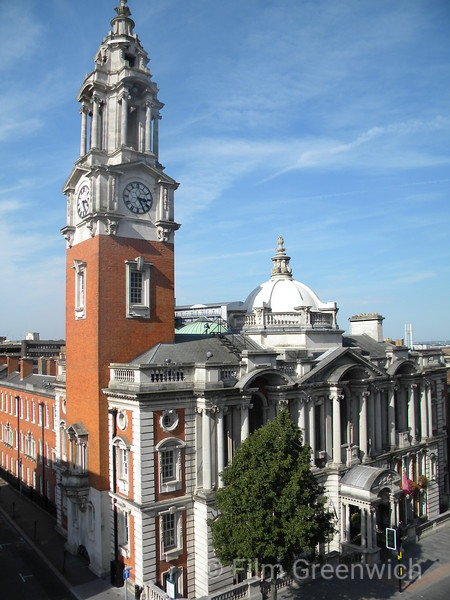 Woolwich Town Hall (available weekends only)