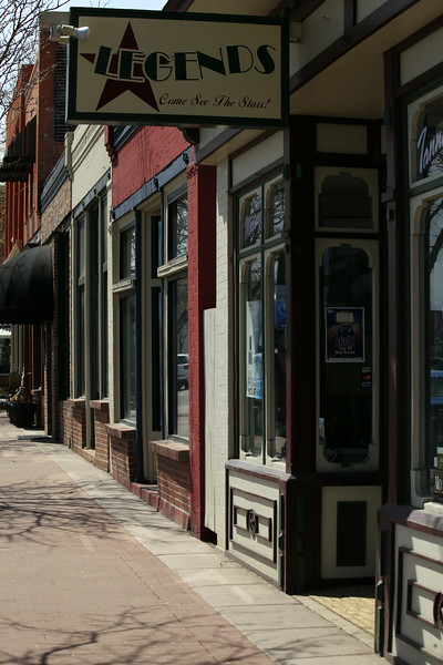 Arvada - old town