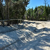 Deep ruts at the Desert, Moreton Island