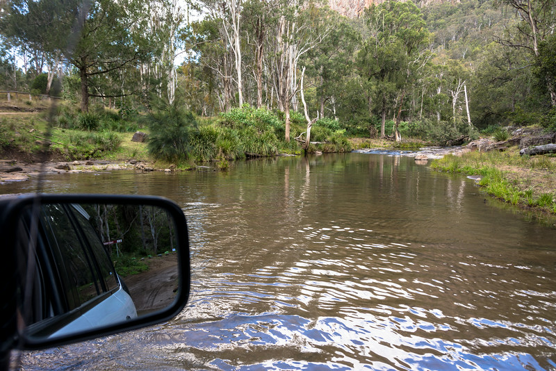 1 of the Condamine River crossings