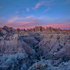 Badlands Daybreak