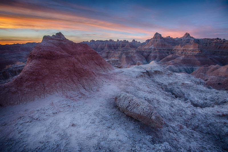 Red Rock Sunrise