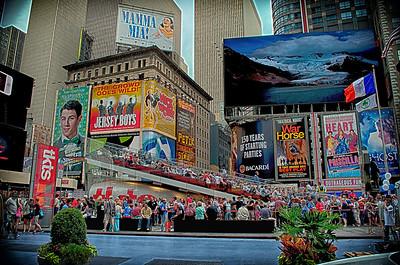 Times Square Bonkers