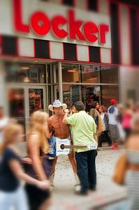 NYC Naked Cowboy