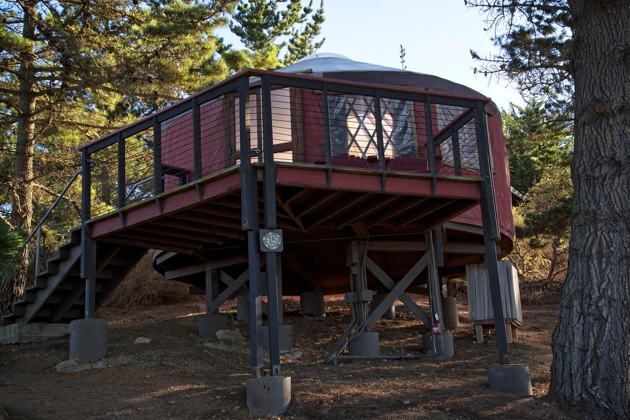 Treebones Yurt #15