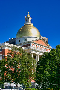 2825-State House Gold Dome