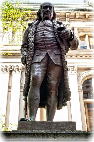 Benjamin Franklin Boston
