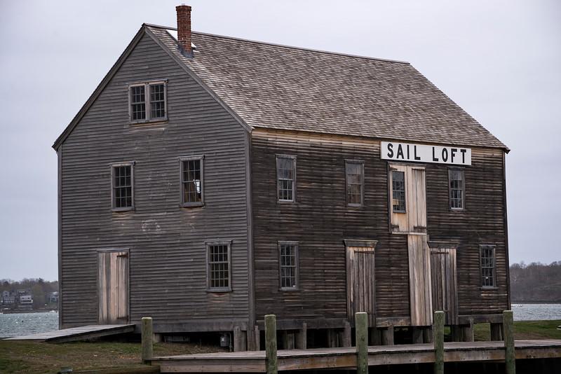 Salem's Sail Loft