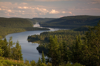 La Mauricie National Park of Canada