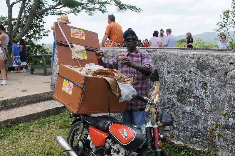 Mr Whippy - Jamaican Style