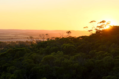 Chapman Valley Sunrise